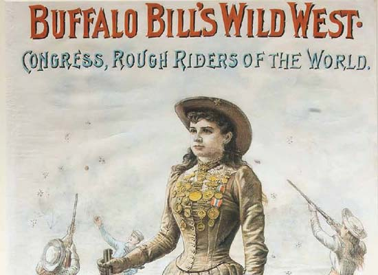 History Of Annie Oakley